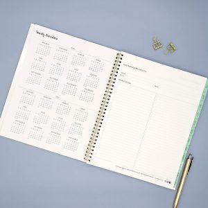 Blue Sky 2020-2021 Academic Year Weekly & Monthly Planner